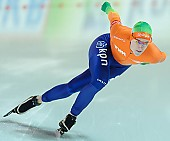 Subject: Ireen Wüst; Tags: Sport, NED, Netherlands, Niederlande, Holland, Dutch, Ireen Wüst, Eisschnelllauf, Speed skating, Schaatsen, Damen, Ladies, Frau, Mesdames, Female, Women, Athlet, Athlete, Sportler, Wettkämpfer, Sportsman; PhotoID: 2013-03-03-0289