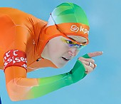 Subject: Ireen Wüst; Tags: Sport, NED, Netherlands, Niederlande, Holland, Dutch, Ireen Wüst, Eisschnelllauf, Speed skating, Schaatsen, Damen, Ladies, Frau, Mesdames, Female, Women, Athlet, Athlete, Sportler, Wettkämpfer, Sportsman; PhotoID: 2013-03-03-0290