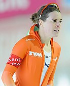 Subject: Ireen Wüst; Tags: Sport, NED, Netherlands, Niederlande, Holland, Dutch, Ireen Wüst, Eisschnelllauf, Speed skating, Schaatsen, Damen, Ladies, Frau, Mesdames, Female, Women, Athlet, Athlete, Sportler, Wettkämpfer, Sportsman; PhotoID: 2013-03-03-0294