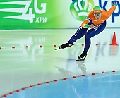 Subject: Laurine van Riessen; Tags: Athlet, Athlete, Sportler, Wettkämpfer, Sportsman, Damen, Ladies, Frau, Mesdames, Female, Women, Eisschnelllauf, Speed skating, Schaatsen, Laurine van Riessen, NED, Netherlands, Niederlande, Holland, Dutch, Sport; PhotoID: 2013-03-03-0323