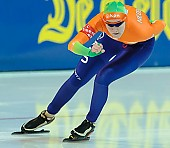 Subject: Lotte van Beek; Tags: Athlet, Athlete, Sportler, Wettkämpfer, Sportsman, Damen, Ladies, Frau, Mesdames, Female, Women, Eisschnelllauf, Speed skating, Schaatsen, Lotte van Beek, NED, Netherlands, Niederlande, Holland, Dutch, Sport; PhotoID: 2013-03-03-0326