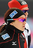 Subject: Denise Roth; Tags: Athlet, Athlete, Sportler, Wettkämpfer, Sportsman, Damen, Ladies, Frau, Mesdames, Female, Women, Denise Roth, Eisschnelllauf, Speed skating, Schaatsen, GER, Germany, Deutschland, Sport; PhotoID: 2013-12-06-0059