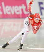 Subject: Yekaterina Lobysheva; Tags: Athlet, Athlete, Sportler, Wettkämpfer, Sportsman, Damen, Ladies, Frau, Mesdames, Female, Women, Eisschnelllauf, Speed skating, Schaatsen, Jekaterina Lobysjeva, RUS, Russian Federation, Russische Föderation, Russia, Sport; PhotoID: 2013-12-06-0095