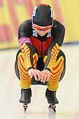 Subject: Denise Roth; Tags: Athlet, Athlete, Sportler, Wettkämpfer, Sportsman, Damen, Ladies, Frau, Mesdames, Female, Women, Denise Roth, Eisschnelllauf, Speed skating, Schaatsen, GER, Germany, Deutschland, Sport; PhotoID: 2013-12-06-0110