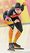 Subject: Denise Roth; Tags: Athlet, Athlete, Sportler, Wettkämpfer, Sportsman, Damen, Ladies, Frau, Mesdames, Female, Women, Denise Roth, Eisschnelllauf, Speed skating, Schaatsen, GER, Germany, Deutschland, Sport; PhotoID: 2013-12-06-0114