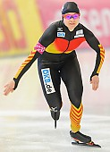 Subject: Denise Roth; Tags: Athlet, Athlete, Sportler, Wettkämpfer, Sportsman, Damen, Ladies, Frau, Mesdames, Female, Women, Denise Roth, Eisschnelllauf, Speed skating, Schaatsen, GER, Germany, Deutschland, Sport; PhotoID: 2013-12-06-0116