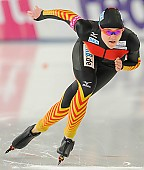 Subject: Denise Roth; Tags: Athlet, Athlete, Sportler, Wettkämpfer, Sportsman, Damen, Ladies, Frau, Mesdames, Female, Women, Denise Roth, Eisschnelllauf, Speed skating, Schaatsen, GER, Germany, Deutschland, Sport; PhotoID: 2013-12-06-0120