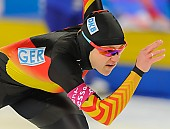 Subject: Denise Roth; Tags: Athlet, Athlete, Sportler, Wettkämpfer, Sportsman, Damen, Ladies, Frau, Mesdames, Female, Women, Denise Roth, Eisschnelllauf, Speed skating, Schaatsen, GER, Germany, Deutschland, Sport; PhotoID: 2013-12-06-0121