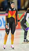 Subject: Jennifer Plate; Tags: Athlet, Athlete, Sportler, Wettkämpfer, Sportsman, Damen, Ladies, Frau, Mesdames, Female, Women, Eisschnelllauf, Speed skating, Schaatsen, GER, Germany, Deutschland, Jennifer Plate, Sport; PhotoID: 2013-12-06-0141