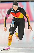 Subject: Jennifer Plate; Tags: Athlet, Athlete, Sportler, Wettkämpfer, Sportsman, Damen, Ladies, Frau, Mesdames, Female, Women, Eisschnelllauf, Speed skating, Schaatsen, GER, Germany, Deutschland, Jennifer Plate, Sport; PhotoID: 2013-12-06-0155