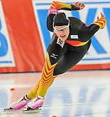 Subject: Jennifer Plate; Tags: Athlet, Athlete, Sportler, Wettkämpfer, Sportsman, Damen, Ladies, Frau, Mesdames, Female, Women, Eisschnelllauf, Speed skating, Schaatsen, GER, Germany, Deutschland, Jennifer Plate, Sport; PhotoID: 2013-12-06-0157