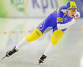 Subject: Johanna Östlund; Tags: Athlet, Athlete, Sportler, Wettkämpfer, Sportsman, Damen, Ladies, Frau, Mesdames, Female, Women, Eisschnelllauf, Speed skating, Schaatsen, Johanna Ostlund, SWE, Sweden, Schweden, Sport; PhotoID: 2013-12-06-0392