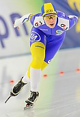 Subject: Johanna Östlund; Tags: Athlet, Athlete, Sportler, Wettkämpfer, Sportsman, Damen, Ladies, Frau, Mesdames, Female, Women, Eisschnelllauf, Speed skating, Schaatsen, Johanna Ostlund, SWE, Sweden, Schweden, Sport; PhotoID: 2013-12-06-0401