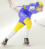 Subject: Johanna Östlund; Tags: Athlet, Athlete, Sportler, Wettkämpfer, Sportsman, Damen, Ladies, Frau, Mesdames, Female, Women, Eisschnelllauf, Speed skating, Schaatsen, Johanna Ostlund, SWE, Sweden, Schweden, Sport; PhotoID: 2013-12-06-0405