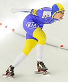 Subject: Johanna Östlund; Tags: Athlet, Athlete, Sportler, Wettkämpfer, Sportsman, Damen, Ladies, Frau, Mesdames, Female, Women, Eisschnelllauf, Speed skating, Schaatsen, Johanna Ostlund, SWE, Sweden, Schweden, Sport; PhotoID: 2013-12-06-0410