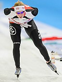 Subject: Anna Rokita; Tags: AUT, Austria, Österreich, Anna Rokita, Athlet, Athlete, Sportler, Wettkämpfer, Sportsman, Damen, Ladies, Frau, Mesdames, Female, Women, Eisschnelllauf, Speed skating, Schaatsen, Sport; PhotoID: 2013-12-06-0498