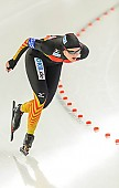 Subject: Jennifer Bay; Tags: Athlet, Athlete, Sportler, Wettkämpfer, Sportsman, Damen, Ladies, Frau, Mesdames, Female, Women, Eisschnelllauf, Speed skating, Schaatsen, GER, Germany, Deutschland, Jennifer Bay, Sport; PhotoID: 2013-12-06-0520