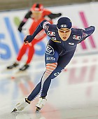 Subject: Hyeong-Joon Joo; Tags: Athlet, Athlete, Sportler, Wettkämpfer, Sportsman, Eisschnelllauf, Speed skating, Schaatsen, Herren, Men, Gentlemen, Mann, Männer, Gents, Sirs, Mister, Hyeong-Joon Joo, KOR, South Korea, Südkorea, Sport; PhotoID: 2013-12-06-0741