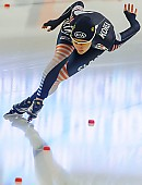 Subject: Hyeon-Yeong Kim; Tags: Athlet, Athlete, Sportler, Wettkämpfer, Sportsman, Damen, Ladies, Frau, Mesdames, Female, Women, Eisschnelllauf, Speed skating, Schaatsen, Hyeon-Yeong Kim, KOR, South Korea, Südkorea, Sport; PhotoID: 2013-12-07-0038