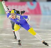 Subject: David Andersson; Tags: Athlet, Athlete, Sportler, Wettkämpfer, Sportsman, David Andersson, Eisschnelllauf, Speed skating, Schaatsen, Herren, Men, Gentlemen, Mann, Männer, Gents, Sirs, Mister, SWE, Sweden, Schweden, Sport; PhotoID: 2013-12-07-0149