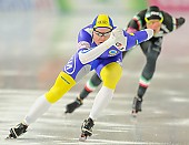 Subject: David Andersson; Tags: Athlet, Athlete, Sportler, Wettkämpfer, Sportsman, David Andersson, Eisschnelllauf, Speed skating, Schaatsen, Herren, Men, Gentlemen, Mann, Männer, Gents, Sirs, Mister, SWE, Sweden, Schweden, Sport; PhotoID: 2013-12-07-0150