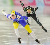 Subject: David Andersson; Tags: Athlet, Athlete, Sportler, Wettkämpfer, Sportsman, David Andersson, Eisschnelllauf, Speed skating, Schaatsen, Herren, Men, Gentlemen, Mann, Männer, Gents, Sirs, Mister, SWE, Sweden, Schweden, Sport; PhotoID: 2013-12-07-0152