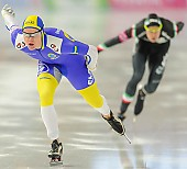 Subject: David Andersson; Tags: Athlet, Athlete, Sportler, Wettkämpfer, Sportsman, David Andersson, Eisschnelllauf, Speed skating, Schaatsen, Herren, Men, Gentlemen, Mann, Männer, Gents, Sirs, Mister, SWE, Sweden, Schweden, Sport; PhotoID: 2013-12-07-0153