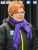 Subject: Isolde Weidner; Tags: Sport, Isolde Weidner, Funktionär, Official, Eisschnelllauf, Speed skating, Schaatsen; PhotoID: 2013-12-07-0195
