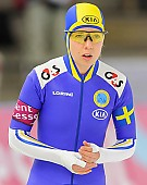 Subject: Johanna Östlund; Tags: Athlet, Athlete, Sportler, Wettkämpfer, Sportsman, Damen, Ladies, Frau, Mesdames, Female, Women, Eisschnelllauf, Speed skating, Schaatsen, Johanna Ostlund, SWE, Sweden, Schweden, Sport; PhotoID: 2013-12-07-0265