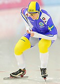 Subject: Johanna Östlund; Tags: Athlet, Athlete, Sportler, Wettkämpfer, Sportsman, Damen, Ladies, Frau, Mesdames, Female, Women, Eisschnelllauf, Speed skating, Schaatsen, Johanna Ostlund, SWE, Sweden, Schweden, Sport; PhotoID: 2013-12-07-0267