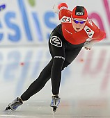 Subject: Anna Rokita; Tags: AUT, Austria, Österreich, Anna Rokita, Athlet, Athlete, Sportler, Wettkämpfer, Sportsman, Damen, Ladies, Frau, Mesdames, Female, Women, Eisschnelllauf, Speed skating, Schaatsen, Sport; PhotoID: 2013-12-07-0271