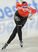 Subject: Anna Rokita; Tags: AUT, Austria, Österreich, Anna Rokita, Athlet, Athlete, Sportler, Wettkämpfer, Sportsman, Damen, Ladies, Frau, Mesdames, Female, Women, Eisschnelllauf, Speed skating, Schaatsen, Sport; PhotoID: 2013-12-07-0277
