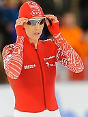 Subject: Yekaterina Lobysheva; Tags: Athlet, Athlete, Sportler, Wettkämpfer, Sportsman, Damen, Ladies, Frau, Mesdames, Female, Women, Eisschnelllauf, Speed skating, Schaatsen, Jekaterina Lobysjeva, RUS, Russian Federation, Russische Föderation, Russia, Sport; PhotoID: 2013-12-07-0751