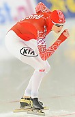 Subject: Yekaterina Lobysheva; Tags: Athlet, Athlete, Sportler, Wettkämpfer, Sportsman, Damen, Ladies, Frau, Mesdames, Female, Women, Eisschnelllauf, Speed skating, Schaatsen, Jekaterina Lobysjeva, RUS, Russian Federation, Russische Föderation, Russia, Sport; PhotoID: 2013-12-07-0753