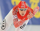 Subject: Yekaterina Lobysheva; Tags: Athlet, Athlete, Sportler, Wettkämpfer, Sportsman, Damen, Ladies, Frau, Mesdames, Female, Women, Eisschnelllauf, Speed skating, Schaatsen, Jekaterina Lobysjeva, RUS, Russian Federation, Russische Föderation, Russia, Sport; PhotoID: 2013-12-07-0762