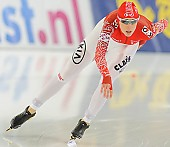 Subject: Yekaterina Lobysheva; Tags: Athlet, Athlete, Sportler, Wettkämpfer, Sportsman, Damen, Ladies, Frau, Mesdames, Female, Women, Eisschnelllauf, Speed skating, Schaatsen, Jekaterina Lobysjeva, RUS, Russian Federation, Russische Föderation, Russia, Sport; PhotoID: 2013-12-07-0763