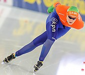 Subject: Lotte van Beek; Tags: Athlet, Athlete, Sportler, Wettkämpfer, Sportsman, Damen, Ladies, Frau, Mesdames, Female, Women, Eisschnelllauf, Speed skating, Schaatsen, Lotte van Beek, NED, Netherlands, Niederlande, Holland, Dutch, Sport; PhotoID: 2013-12-07-0836