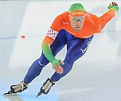 Subject: Mark Tuitert; Tags: Athlet, Athlete, Sportler, Wettkämpfer, Sportsman, Eisschnelllauf, Speed skating, Schaatsen, Herren, Men, Gentlemen, Mann, Männer, Gents, Sirs, Mister, Mark Tuitert, NED, Netherlands, Niederlande, Holland, Dutch, Sport; PhotoID: 2013-12-08-0004