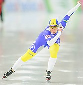Subject: Johanna Östlund; Tags: Athlet, Athlete, Sportler, Wettkämpfer, Sportsman, Damen, Ladies, Frau, Mesdames, Female, Women, Eisschnelllauf, Speed skating, Schaatsen, Johanna Ostlund, SWE, Sweden, Schweden, Sport; PhotoID: 2013-12-08-0082