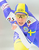 Subject: Johanna Östlund; Tags: Athlet, Athlete, Sportler, Wettkämpfer, Sportsman, Damen, Ladies, Frau, Mesdames, Female, Women, Eisschnelllauf, Speed skating, Schaatsen, Johanna Ostlund, SWE, Sweden, Schweden, Sport; PhotoID: 2013-12-08-0083