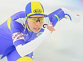 Subject: Johanna Östlund; Tags: Athlet, Athlete, Sportler, Wettkämpfer, Sportsman, Damen, Ladies, Frau, Mesdames, Female, Women, Eisschnelllauf, Speed skating, Schaatsen, Johanna Ostlund, SWE, Sweden, Schweden, Sport; PhotoID: 2013-12-08-0089
