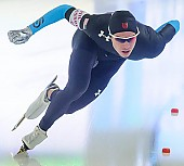 Subject: Tucker Fredricks; Tags: Athlet, Athlete, Sportler, Wettkämpfer, Sportsman, Eisschnelllauf, Speed skating, Schaatsen, Herren, Men, Gentlemen, Mann, Männer, Gents, Sirs, Mister, Sport, Tucker Fredricks, USA, United States, Vereinigte Staaten von Amerika; PhotoID: 2013-12-08-0347