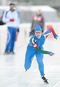 Subject: Gloria Malfatti; Tags: Athlet, Athlete, Sportler, Wettkämpfer, Sportsman, Damen, Ladies, Frau, Mesdames, Female, Women, Eisschnelllauf, Speed skating, Schaatsen, Gloria Malfatti, ITA, Italy, Italien, Sport; PhotoID: 2014-01-25-0058
