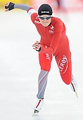 Subject: Camilla Lund; Tags: Athlet, Athlete, Sportler, Wettkämpfer, Sportsman, Camilla Lund, Damen, Ladies, Frau, Mesdames, Female, Women, Eisschnelllauf, Speed skating, Schaatsen, NOR, Norway, Norwegen, Sport; PhotoID: 2014-01-25-0076