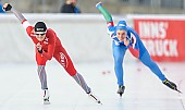 Subject: Camilla Lund; Tags: Athlet, Athlete, Sportler, Wettkämpfer, Sportsman, Camilla Lund, Damen, Ladies, Frau, Mesdames, Female, Women, Eisschnelllauf, Speed skating, Schaatsen, NOR, Norway, Norwegen, Sport; PhotoID: 2014-01-25-0078