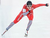 Subject: Camilla Lund; Tags: Athlet, Athlete, Sportler, Wettkämpfer, Sportsman, Camilla Lund, Damen, Ladies, Frau, Mesdames, Female, Women, Eisschnelllauf, Speed skating, Schaatsen, NOR, Norway, Norwegen, Sport; PhotoID: 2014-01-25-0085