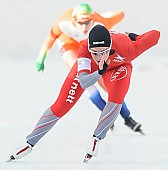 Subject: Martine Ripsrud; Tags: Athlet, Athlete, Sportler, Wettkämpfer, Sportsman, Damen, Ladies, Frau, Mesdames, Female, Women, Eisschnelllauf, Speed skating, Schaatsen, Martine Ripsrud, NOR, Norway, Norwegen, Sport; PhotoID: 2014-01-25-0257