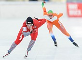 Subject: Martine Ripsrud; Tags: Athlet, Athlete, Sportler, Wettkämpfer, Sportsman, Damen, Ladies, Frau, Mesdames, Female, Women, Eisschnelllauf, Speed skating, Schaatsen, Martine Ripsrud, NOR, Norway, Norwegen, Sport; PhotoID: 2014-01-25-0258