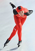 Subject: Mei Han; Tags: Athlet, Athlete, Sportler, Wettkämpfer, Sportsman, CHN, China, Volksrepublik China, Damen, Ladies, Frau, Mesdames, Female, Women, Eisschnelllauf, Speed skating, Schaatsen, Mei Han, Sport; PhotoID: 2014-01-25-0864