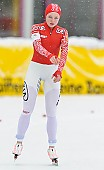 Subject: Jelena Jeranina; Tags: Athlet, Athlete, Sportler, Wettkämpfer, Sportsman, Damen, Ladies, Frau, Mesdames, Female, Women, Eisschnelllauf, Speed skating, Schaatsen, Jelena Jeranina, RUS, Russian Federation, Russische Föderation, Russia, Sport; PhotoID: 2014-01-26-0040